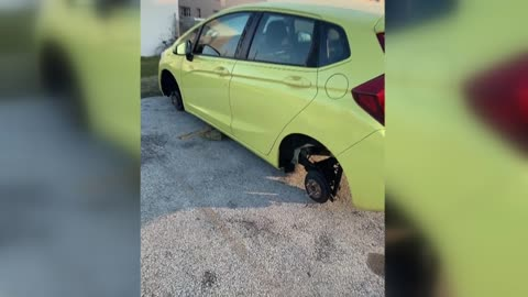 Wheels stolen in Bayview, residents call for better lighting...